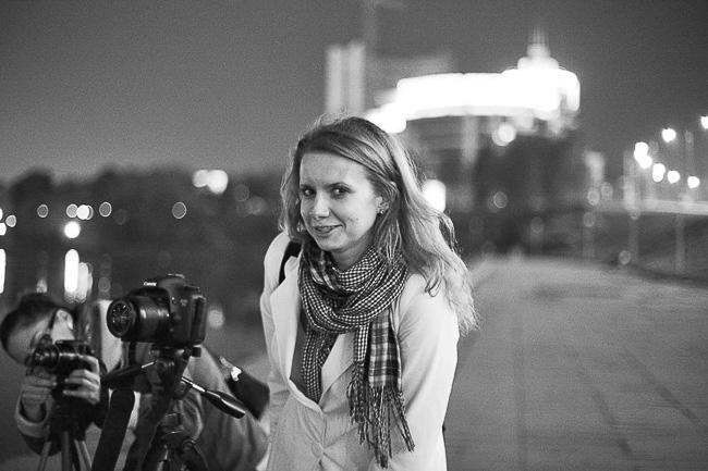Ночные съемки, Минск, фотокурсы, курс фотографии Вадима Качана, фотошкола