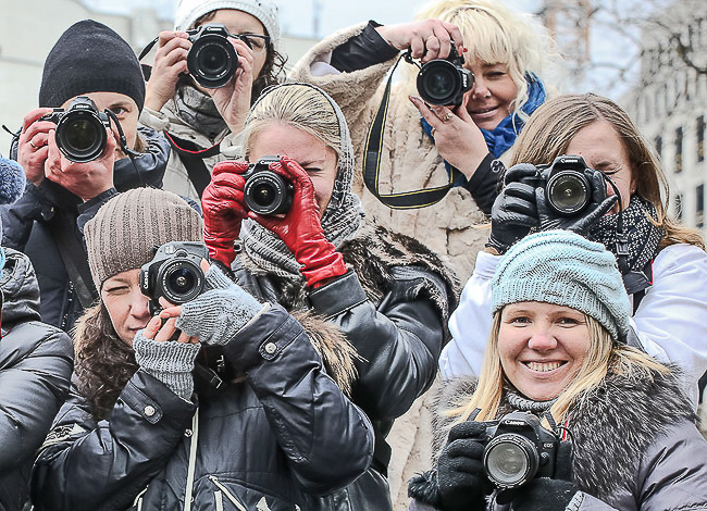 Съемка на улице, Минск, фотокурсы, курс фотографии Вадима Качана, фотошкола