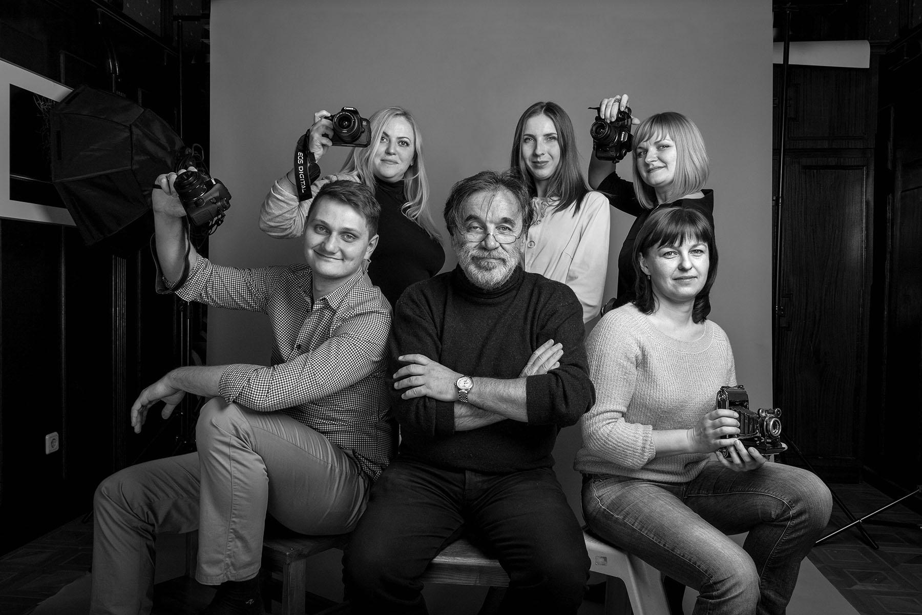 Курсы фотографии в Минске, фотошкола в Минске